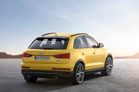 audi q3 updated for europe with s line competition trim motor trend