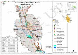 Hyderabad Map Inundation Map