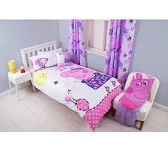 Peppa Pig Single Duvet Set Buy Peppa Pig Happy Bedroom Set Single At Argos Co Uk Your