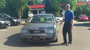 2003 audi a6 review 2003 audi a6 2 7 quattro review in 3 minutes you ll be an expert