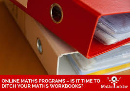 online maths programs is it time to ditch your maths workbooks