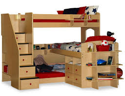 three bunk beds save the space with bunk beds for three kids kids bedroom design