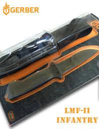 gerber kitchen knives gerber lmf ii infantry knife journey prepper