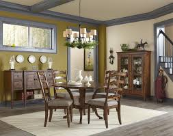 carolina preserves by klaussner southern pines formal dining room
