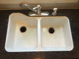 Sink And Vanity Reglazing Raleigh NC Sink Resurfacing Refinishing - Reglazing kitchen sink
