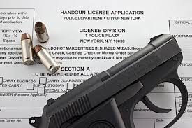legislation introduced to allow using gun permits as acceptable id