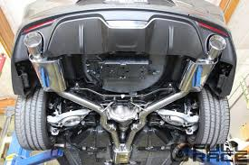 2015 ford mustang 2 3 2015 mustang ecoboost 3 cat back exhaust system race