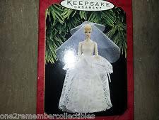 1997 wedding day 4th hallmark keepsake ornament ebay