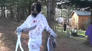 Homemade Halloween Decorations For Outside Halloween Scary Homemade Halloweenations Diy Outdoor Ideas