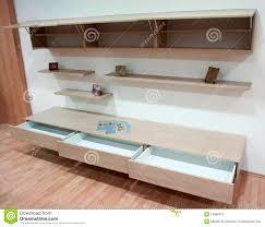 modern tv wall unit stock photo image of flat furniture 12688316