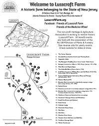 calendar of events lusscroft farm