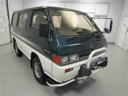 mitsubishi delica 2016 interior 1989 mitsubishi delica for sale classiccars com cc 915186