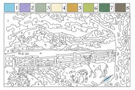 for adults paint by numbers free printables for adults search paint