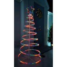 Outdoor Christmas Ornaments Lighted by Outdoor Christmas Tree Lighted Outside Decoration Sculpture