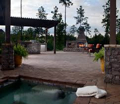 a pool become an oasis with pavers u2013 paver connection