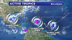 Mexico Hurricane Map by Besides Irma Hurricanes Jose And Katia Also Forming In Atlantic