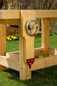 Woodworking Bench Vise Hardware by Workbench Design Home Page