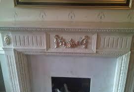 damaged plaster fireplace repair plastic surgeon