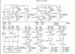 2005 gmc sierra wiring diagram gmc sierra stereo wiring diagram