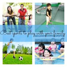 To Play With Family Sports To Play With Family Here S A List That Will Keep You Going