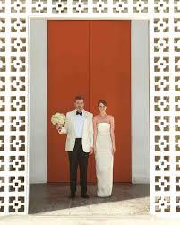 Amy Neunsinger A Bright Modern Destination Wedding In Palm Springs California