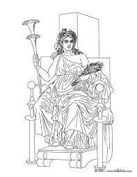 greek goddesses coloring pages coloring pages printable