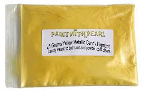 yellow metallic paint diy paint colors paint pearls