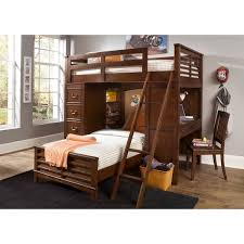 Loft Bunk Beds Chelsea Square Loft Bunk Bed With Cork Board