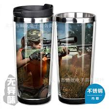 pubg energy drink pubg cup playerunknown s battleground water glass sport bottle