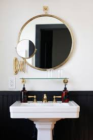 best mirrors for bathrooms creative of round bathroom mirror with shelf 24 best mirror images