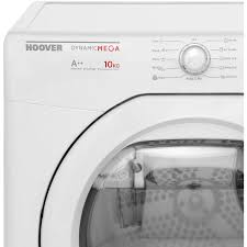 Heat Pump Clothes Dryer Dmhd1013a2 Wh Hoover Condenser Tumble Dryer Ao Com