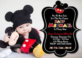 Mickey Mouse Invitation Cards Printable Huge Selection Mickey Mouse Birthday Invitation Mickey Mouse