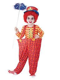 child hoop clown costume cc856 fancy dress ball