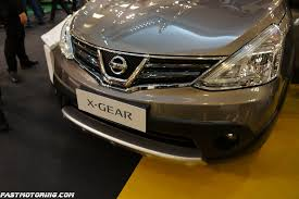 edaran tan chong motor launches nissan launches new x gear facelift priced at rm89 800