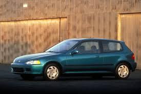 eg honda civic 25 year 5th generation eg honda civic japanese nostalgic car