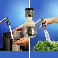 brise jet robinet cuisine embout robinet brise jet économiseur d eau ecodo
