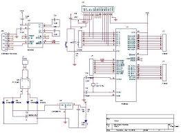 Solar Street Light Circuit Diagram by Circuit Diagram For Density Based Traffic Light Control System