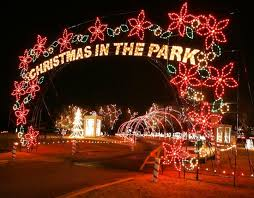 Chickasha Lights Christmas Lights Holiday Plays And Winter Festivities Guide