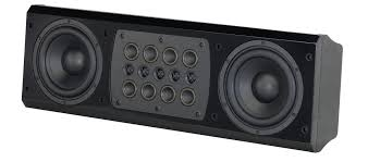 ultimate home theater speakers mcintosh release high performance xcs200 center channel speaker