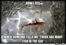 Fish In The Sea Meme - fish in the sea by likeaboss meme center