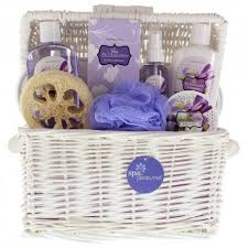 bath gift set blueberry spa bath gift set 10015829