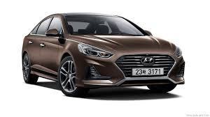 kereta hyundai meet the facelifted hyundai sonata u2013 drive safe and fast