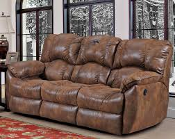 sofa cameo ivory cream leather reclining sofa collection cheap