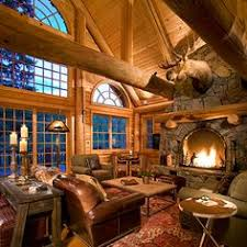 log cabin living room decor elegant log cabin living room about small home remodel ideas with