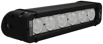 Black Led Light Bar by 10 Watt Evo Prime Led Light Bars Toyota Tundra Accessories Shop