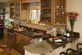 Kitchen Countertop Shapes - kitchen countertop kitchen counter decorating ideas pictures