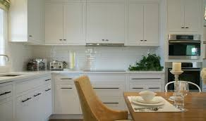 Kitchen Backsplash Contemporary Kitchen Other Modern Kitchen With White Cabinets Modern Home Design