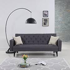Nailhead Sleeper Sofa Tufted Nailhead Sofa Home Design Ideas And Pictures