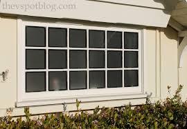 blinds for garage door windows dors and windows decoration
