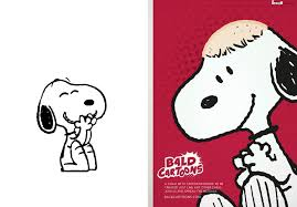 snoopy kitty u0027bald u0027 kids cancer cartoon